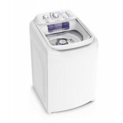 Lavadora Compacta Electrolux 12 Kg com Dispenser Autolimpante e Cesto Inox LAC12 - 220V