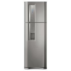 Geladeira Top Freezer com Dispenser Electrolux 382 Litros Frost Free TW42S - 110V