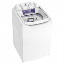 Lavadora Compacta Electrolux 12 Kg com Dispenser Autolimpante e Cesto Inox LAC12 - 127V